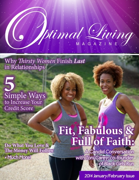 January/February 2014 Optimal Living Magazine
