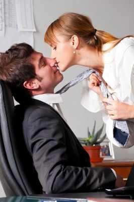 What's Wrong with a Little Workplace Romance?