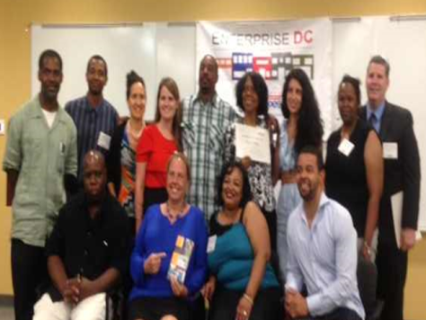 2013 Enterprise DC Graduates