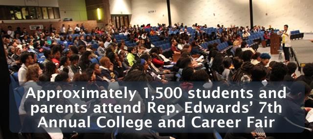 Photo credit: Congresswoman Donna Edwards Staff